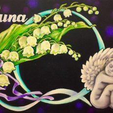 「Luna」様看板