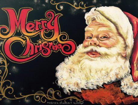 Merry Christmas サンタさん