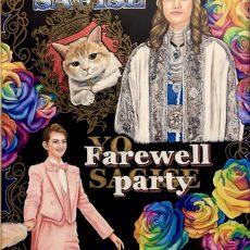 YO SAGISE Farewell party