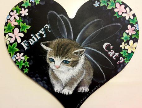 フェアリー猫