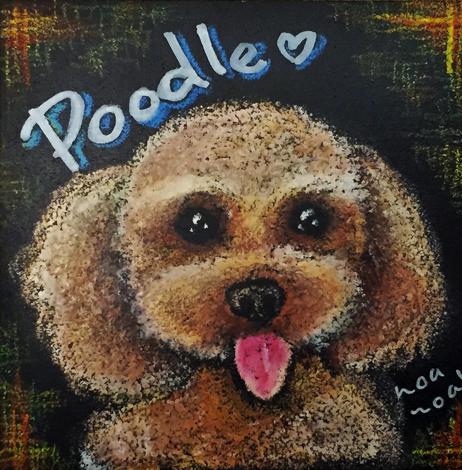 Poodle(ミニサイズ)