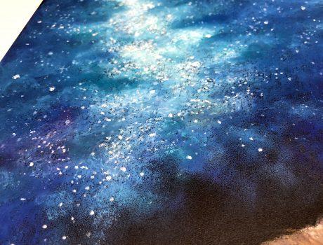 1月セミナー『きらきらの星空をリアルに表現』